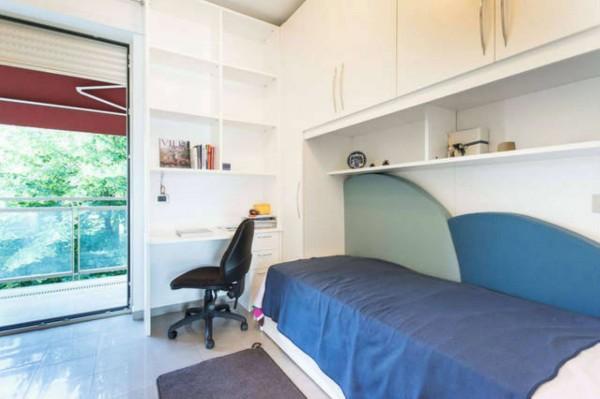 Appartamento in affitto a Milano, Palazzo Della Regione, Arredato, con giardino, 145 mq - Foto 9