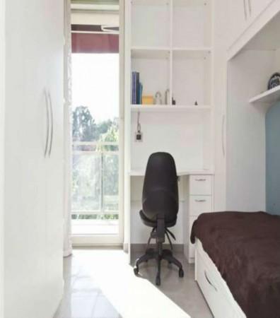 Appartamento in affitto a Milano, Palazzo Della Regione, Arredato, con giardino, 145 mq - Foto 8