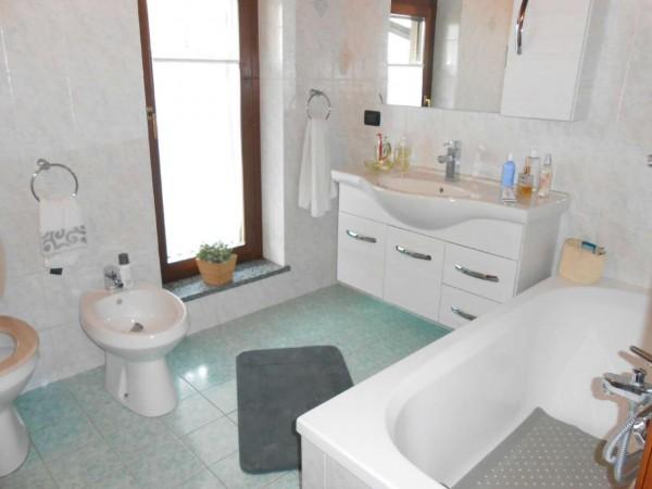 Villa in vendita a Cremosano, Residenziale, Con giardino, 162 mq - Foto 47