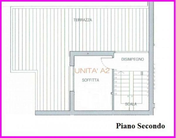 Appartamento in vendita a Albignasego, Con giardino, 150 mq - Foto 3