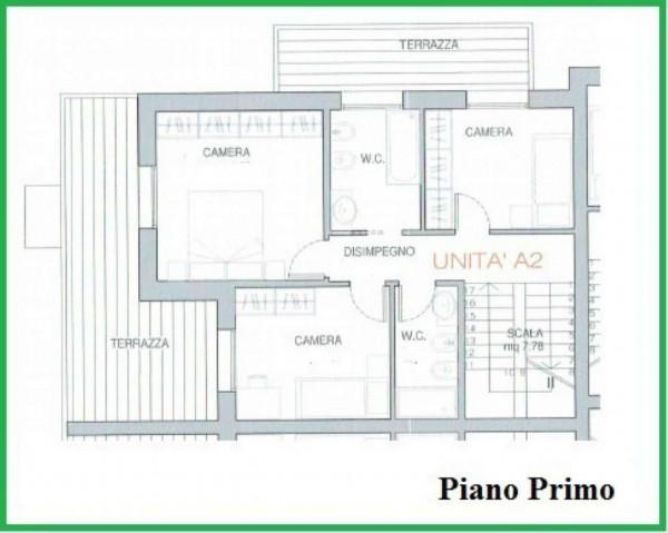 Appartamento in vendita a Albignasego, Con giardino, 150 mq - Foto 4