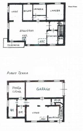 Casa indipendente in vendita a Padova, Con giardino, 285 mq - Foto 2