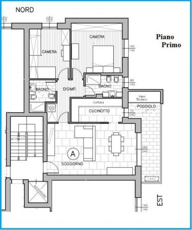 Appartamento in vendita a Padova, Con giardino, 94 mq - Foto 5