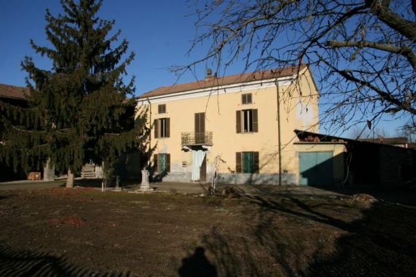 Villa in vendita a Frugarolo, Mandrino, Con giardino, 160 mq
