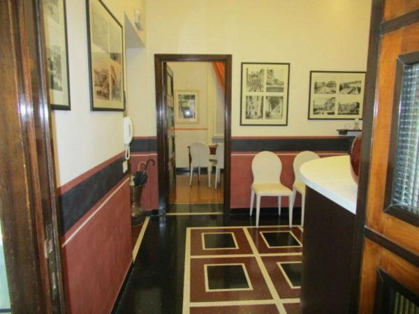 Appartamento in vendita a Genova, Centro, Arredato, 180 mq - Foto 6