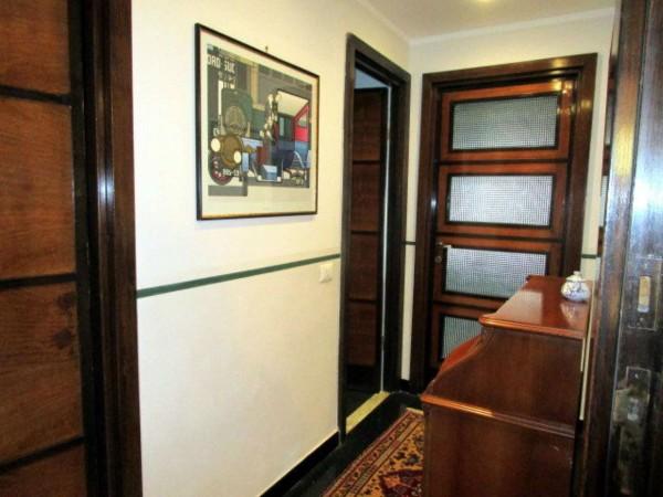 Appartamento in vendita a Genova, Centro, Arredato, 180 mq - Foto 26