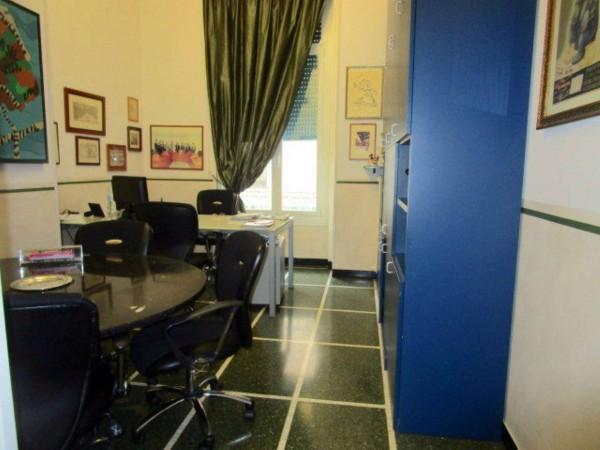 Appartamento in vendita a Genova, Centro, Arredato, 180 mq - Foto 28