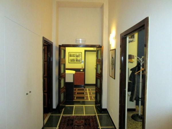 Appartamento in vendita a Genova, Centro, Arredato, 180 mq - Foto 22