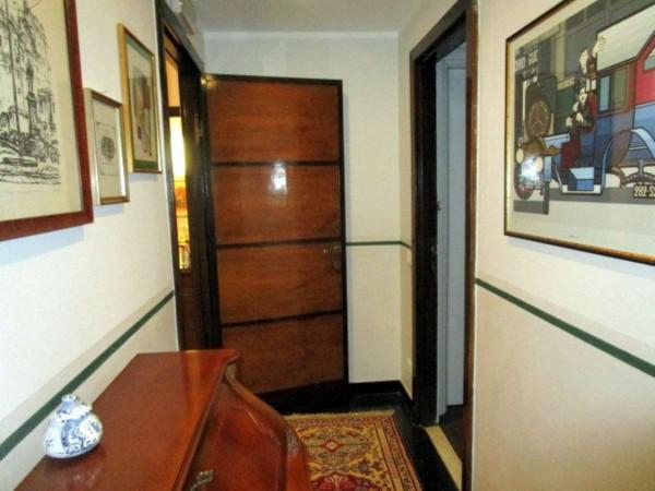Appartamento in vendita a Genova, Centro, Arredato, 180 mq - Foto 29