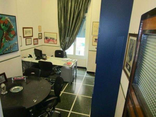 Appartamento in vendita a Genova, Centro, Arredato, 180 mq - Foto 27