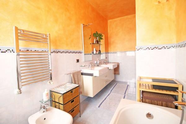 Appartamento in vendita a Cassano d'Adda, Vallette, Con giardino, 110 mq - Foto 6