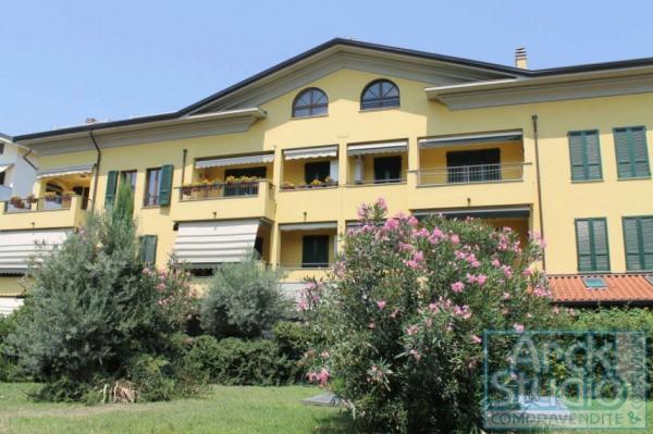 Appartamento in vendita a Cassano d'Adda, Vallette, Con giardino, 110 mq - Foto 3