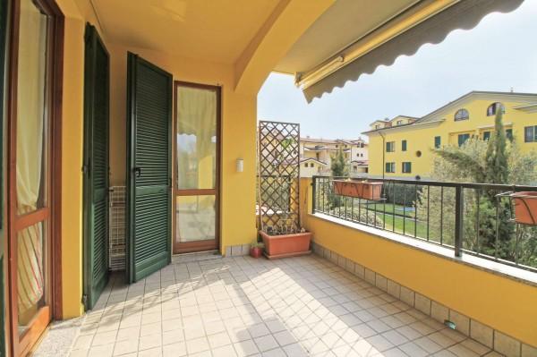 Appartamento in vendita a Cassano d'Adda, Vallette, Con giardino, 110 mq - Foto 17