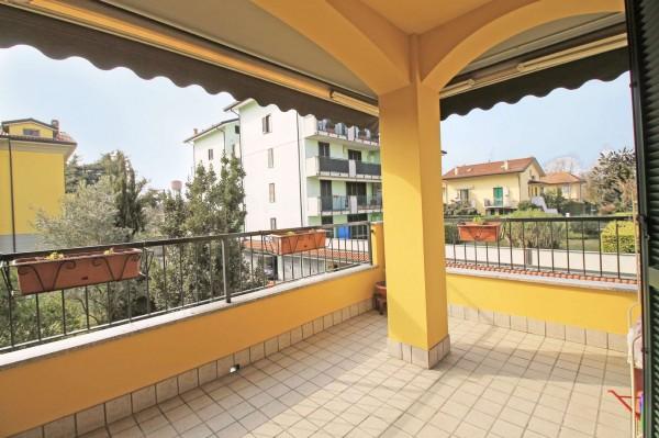 Appartamento in vendita a Cassano d'Adda, Vallette, Con giardino, 110 mq - Foto 4