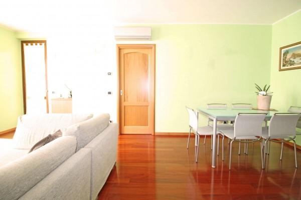 Appartamento in vendita a Cassano d'Adda, Vallette, Con giardino, 110 mq - Foto 13