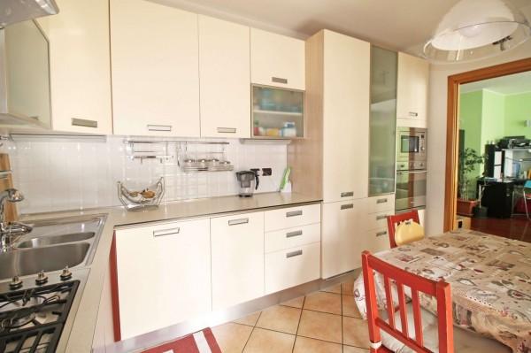 Appartamento in vendita a Cassano d'Adda, Vallette, Con giardino, 110 mq - Foto 12