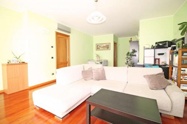 Appartamento in vendita a Cassano d'Adda, Vallette, Con giardino, 110 mq - Foto 1