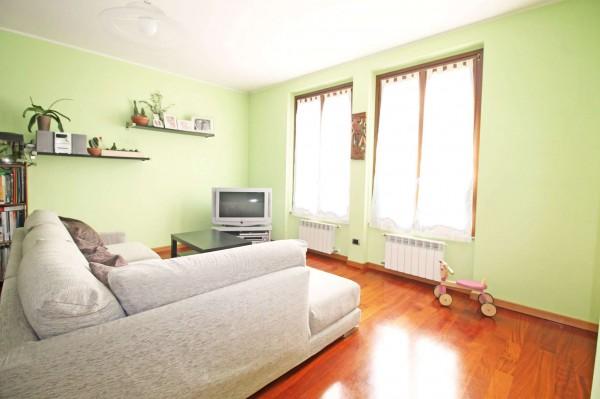 Appartamento in vendita a Cassano d'Adda, Vallette, Con giardino, 110 mq - Foto 14