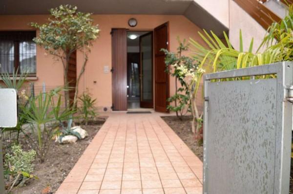 Appartamento in vendita a Forlì, Bussecchio, Arredato, con giardino, 50 mq