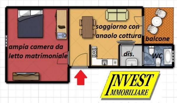 Appartamento in vendita a Torino, Parella, 55 mq - Foto 12