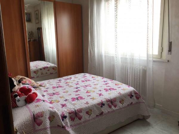 Appartamento in vendita a Torino, Vallette, Con giardino, 120 mq - Foto 6