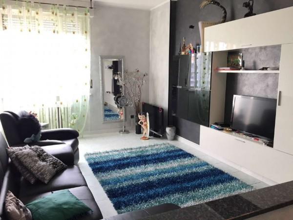 Appartamento in vendita a Torino, Vallette, Con giardino, 120 mq - Foto 11