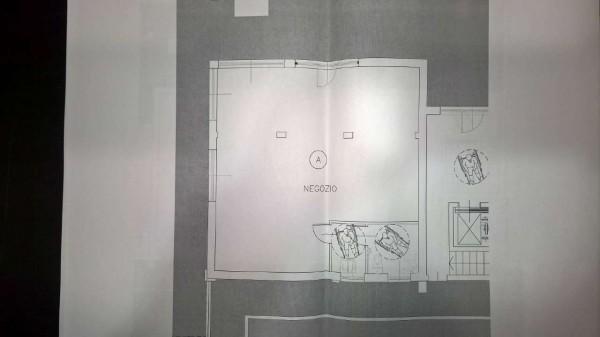 Negozio in affitto a Sedriano, Semi-centrale, 75 mq - Foto 2