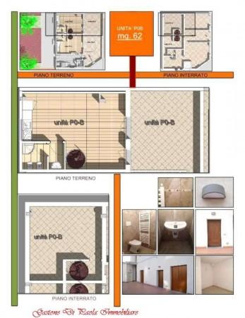 Appartamento in vendita a Milano, Piazzale Martini, Con giardino, 72 mq - Foto 5