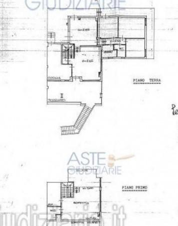 Villa in vendita a Montale, Con giardino, 371 mq - Foto 3