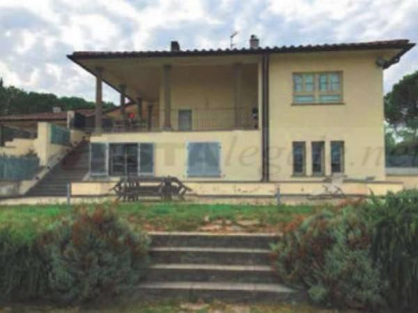 Villa in vendita a Carmignano, Con giardino, 377 mq - Foto 1