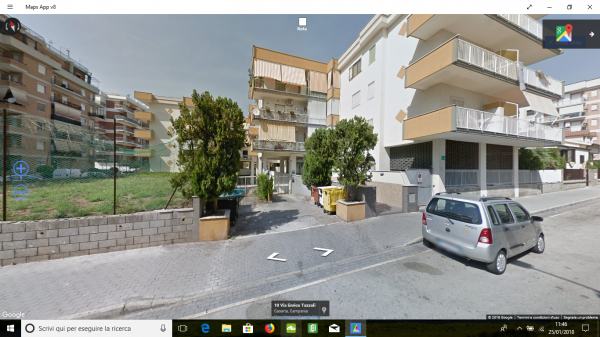 Appartamento in vendita a Caserta, Zona Ospedaliera, 115 mq