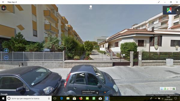 Appartamento in vendita a Caserta, Zona Ospedaliera, 105 mq