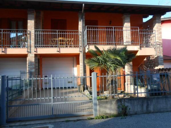 Appartamento in vendita a Chieve, Residenziale, Con giardino, 91 mq