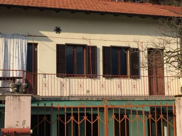 Appartamento in affitto a Casalzuigno, 70 mq