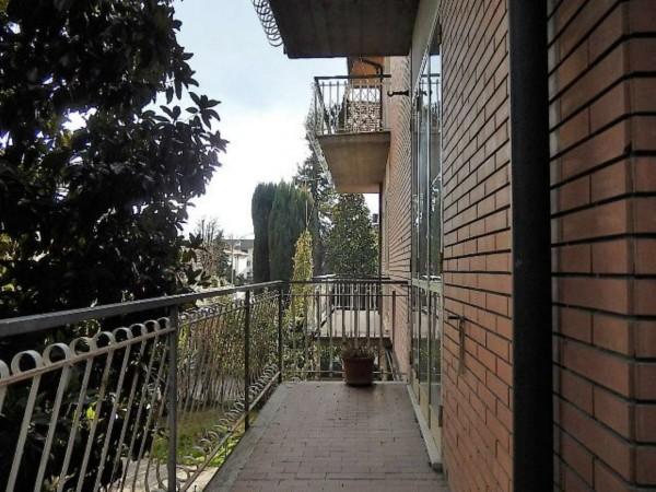 Appartamento in vendita a Forlì, Piscina, Con giardino, 180 mq - Foto 17