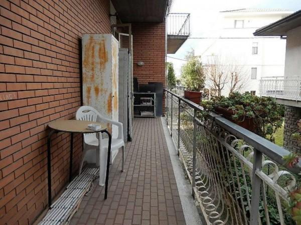 Appartamento in vendita a Forlì, Piscina, Con giardino, 180 mq - Foto 14
