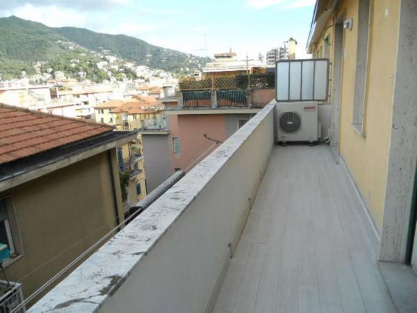 Appartamento in vendita a Rapallo, Centro Città, 110 mq - Foto 15