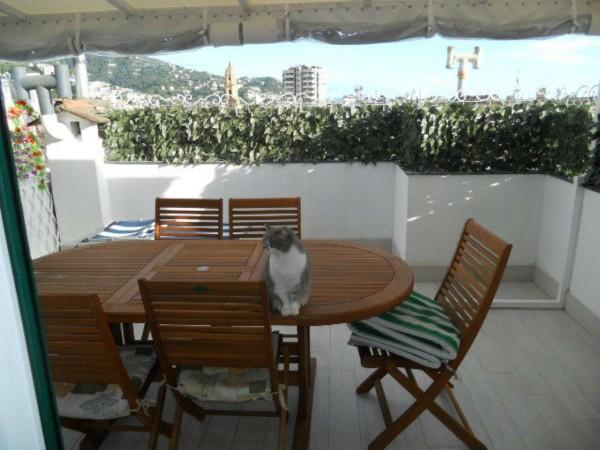 Appartamento in vendita a Rapallo, Centro Città, 110 mq - Foto 1