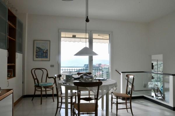 Appartamento in vendita a Chiavari, S. Andrea Di Rovereto, Con giardino, 200 mq - Foto 9