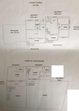 Appartamento in vendita a Chiavari, S. Andrea Di Rovereto, Con giardino, 200 mq - Foto 2