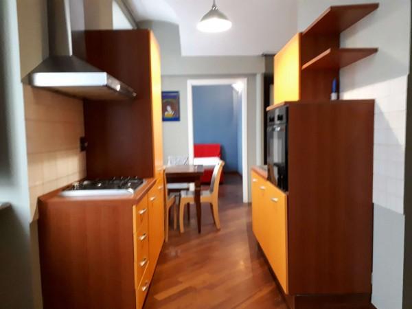 Appartamento in affitto a Torino, Quadrilatero Romano, Arredato, 90 mq - Foto 13