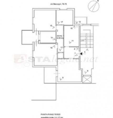 Appartamento in vendita a Prato, 122 mq - Foto 2