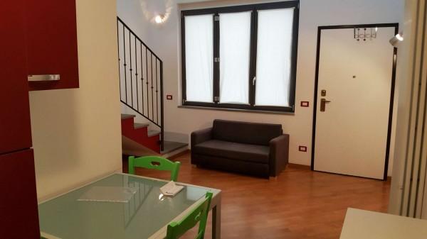 Appartamento in affitto a Milano, Arredato, con giardino, 45 mq - Foto 20