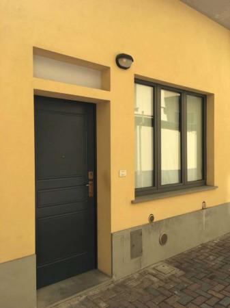 Appartamento in affitto a Milano, Arredato, con giardino, 45 mq - Foto 5