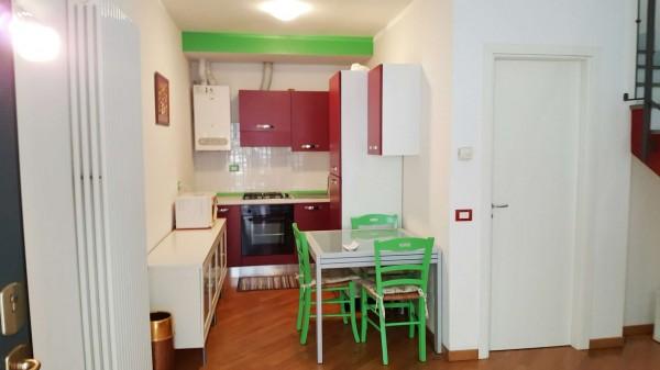 Appartamento in affitto a Milano, Arredato, con giardino, 45 mq - Foto 21
