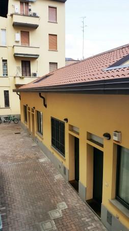 Appartamento in affitto a Milano, Arredato, con giardino, 45 mq - Foto 3
