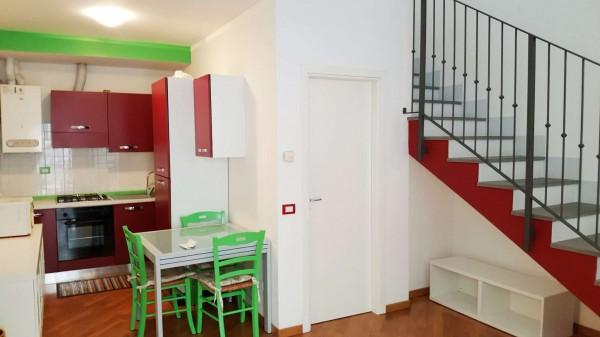 Appartamento in affitto a Milano, Arredato, con giardino, 45 mq