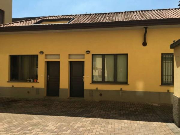 Appartamento in affitto a Milano, Arredato, con giardino, 45 mq - Foto 6