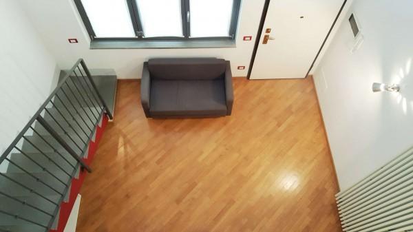 Appartamento in affitto a Milano, Arredato, con giardino, 45 mq - Foto 11