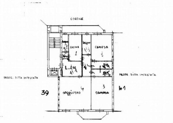 Appartamento in vendita a Milano, 136 mq - Foto 4
